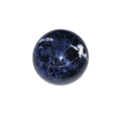 Sodalite Sphere ‒ 40 mm