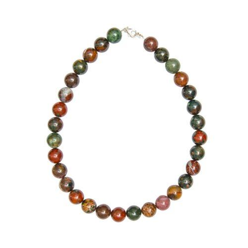 bloodstone-bead-necklace
