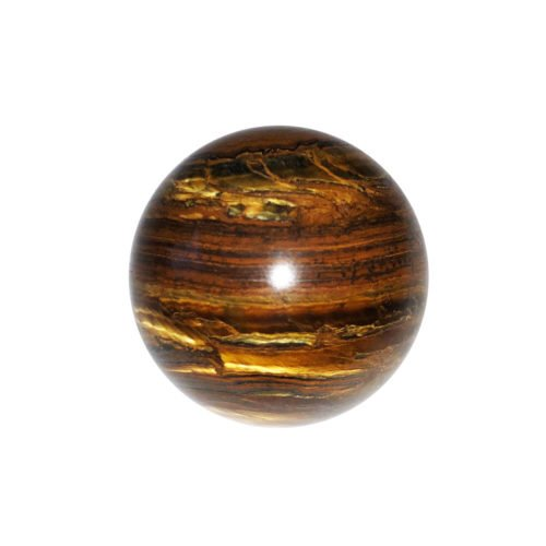 Tiger Iron Sphere 40 mm