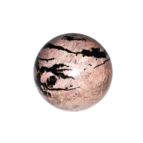 sphere rhodonite 40mm