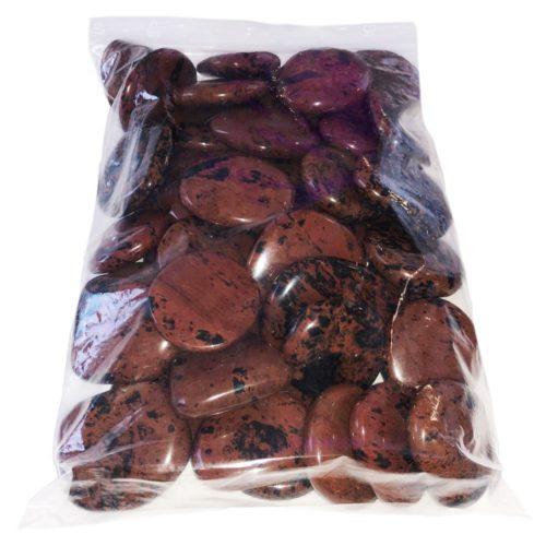 mahogany-obsidian-pebbles