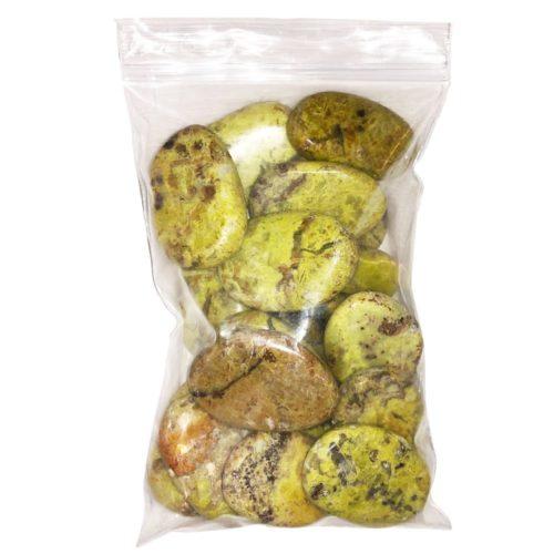 green-opal-pebbles