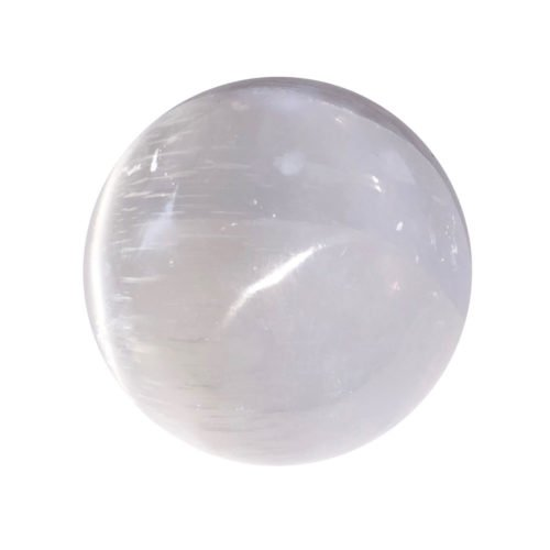 Selenite Sphere - 50 to 55 mm