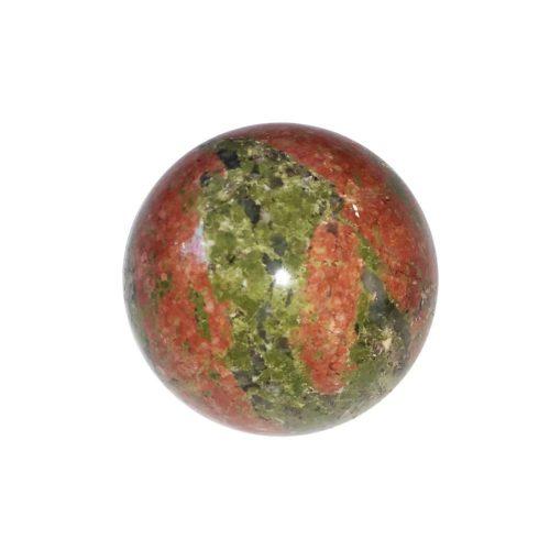 Sphère Unakite - 40mm