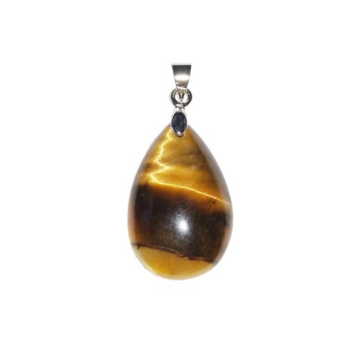 tiger-eye-teardrop-pendant