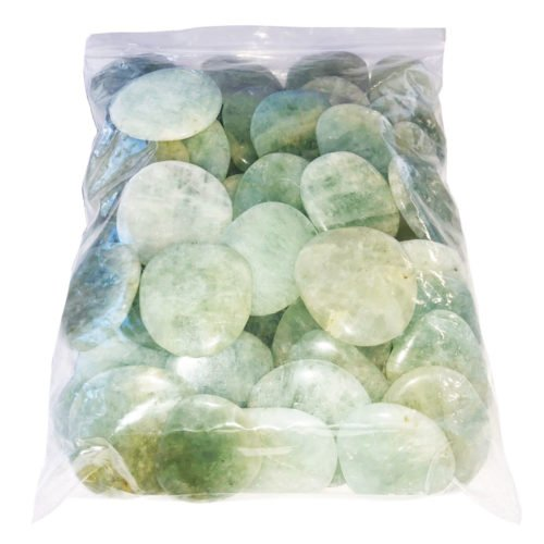 Bag of Aquamarine Pebbles
