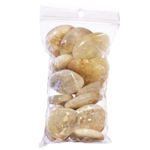 citrine-pebbles