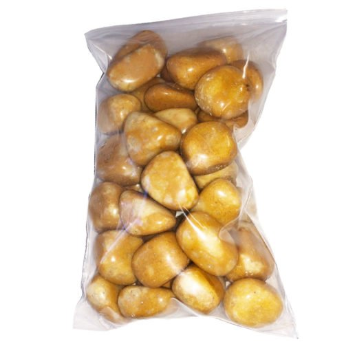yellow-jasper-tumbled-stones-500g