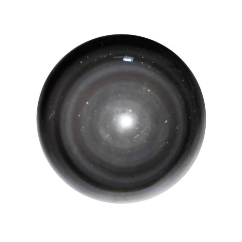 Celestial Eye Obsidian Sphere – 50 to 55 mm