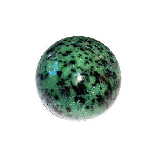 Ruby zoisite Sphere ‒ 40 mm
