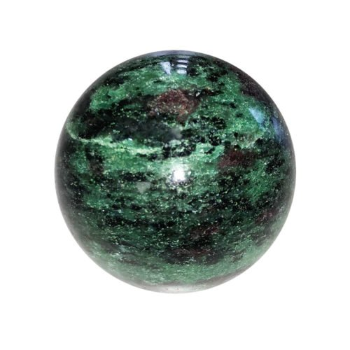 Ruby Zoisite Sphere 50 to 55 mm
