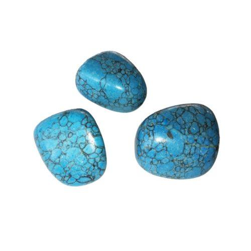 turquoise-matrix-tumbled-stone