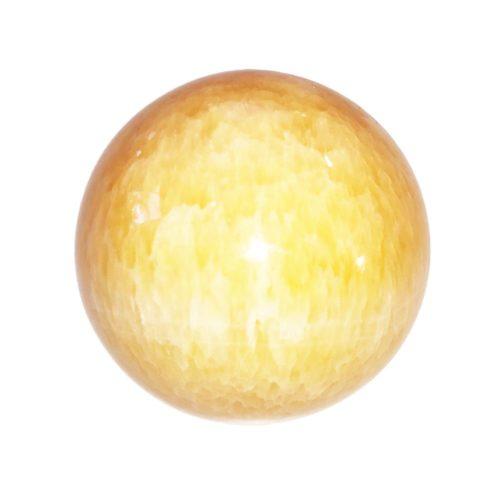 yellow-fluorite-sphere 55mm