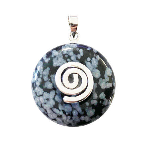 pendentif-pi-chinois-donut-obsidienne-neige-20mm-argente