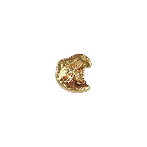 Gold Nugget - Raw stone - Size M