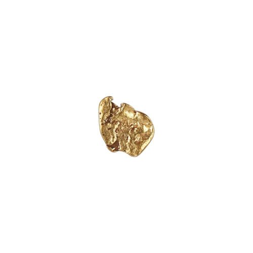 Gold Nugget - Raw Stone - Size S