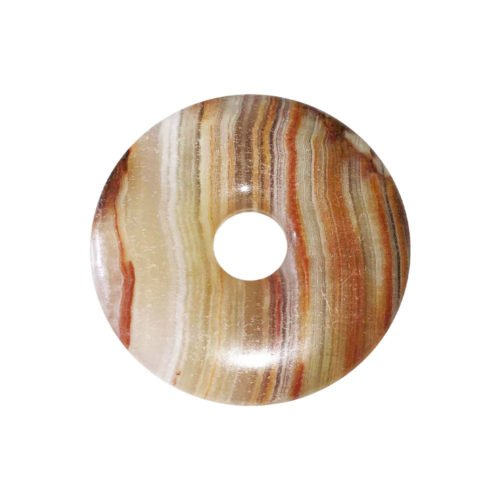 chinese-disc-donut-green-aragonite-30mm