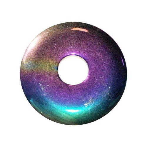 rainbow-hematite-chinese-disc-donut-40mm