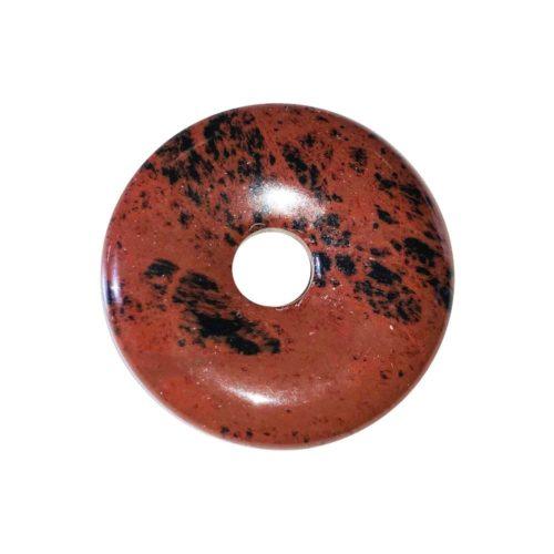 mahogany-obsidian-chinese-disc-donut-30mm