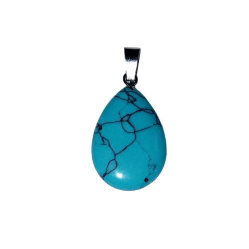 stabilised-turquoise-teardrop-pendant-02