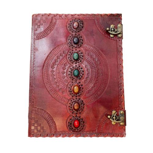 7-chakra-leather-diary-journal-25x33cm-01